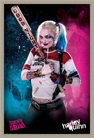 Framed Framed Harley Quinn - Suicide Squad