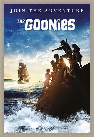 Framed Framed Join The Adventure - The Goonies