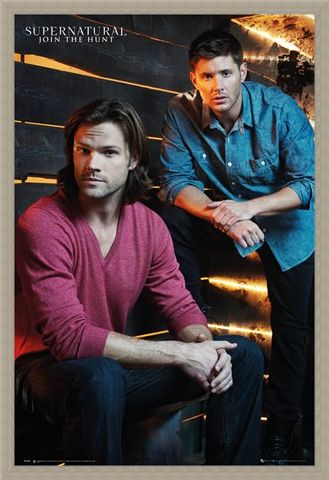 Framed Framed The Winchester Brothers - Supernatural