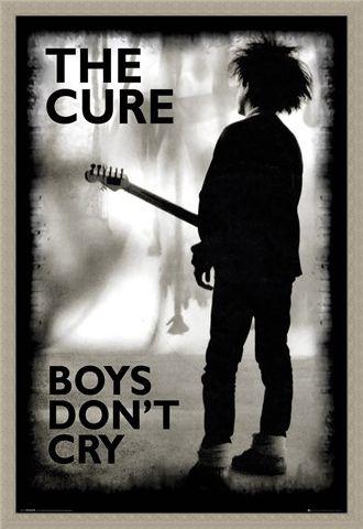 Framed Framed Boys Don't Cry - The Cure