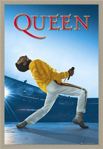 Framed Framed Wembley - Queen