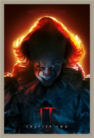 Framed Framed Come Back and Play - IT Chapter Two