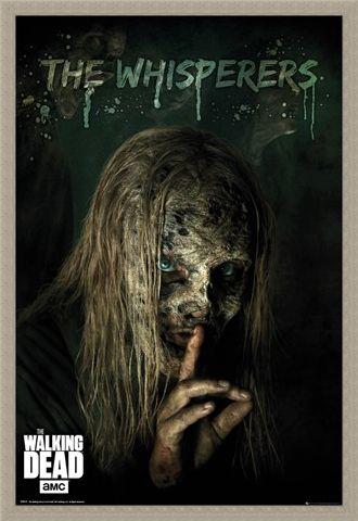 Framed Framed The Whisperers - The Walking Dead
