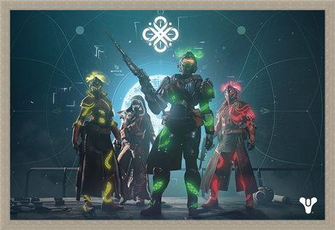 Framed Framed Gambit - Destiny