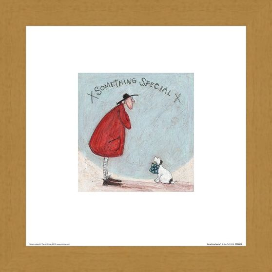 Framed Framed Something Special - Sam Toft