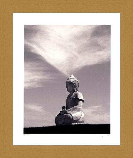 Framed Framed Buddha 2006 - Hakan Strand