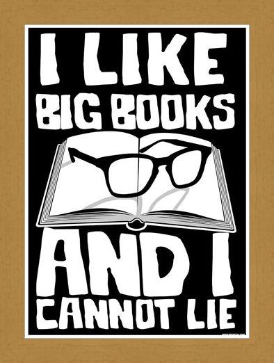 Framed Framed I Cannot Lie! - I Like Big Books Mini Poster