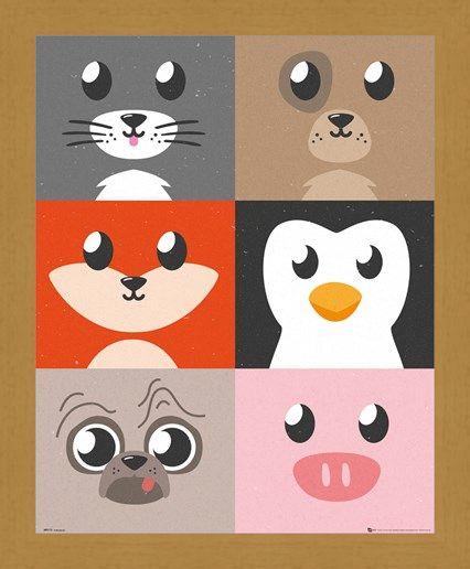 Framed Framed Cutest Critters Compilation - Animal