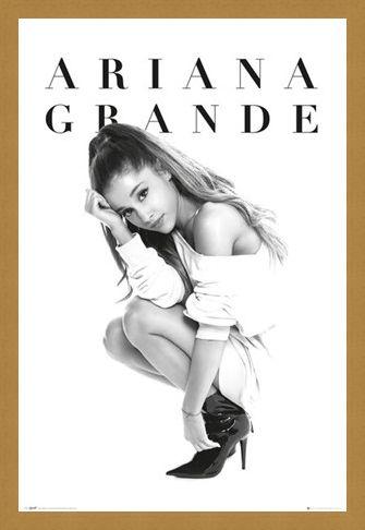 Framed Framed Crouch - Ariana Grande