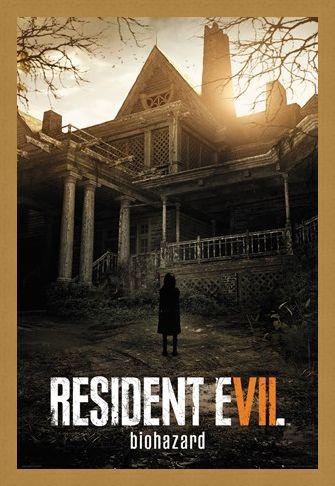 Framed Framed Biohazard - Resident Evil