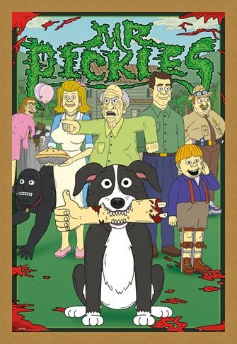 Framed Framed Characters - Mr. Pickles