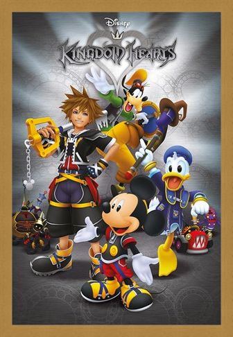 Framed Framed Classic - Kingdom Hearts