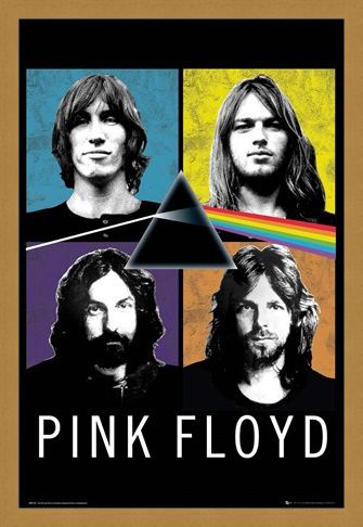 Framed Framed The Dark Side Of The Moon - Pink Floyd