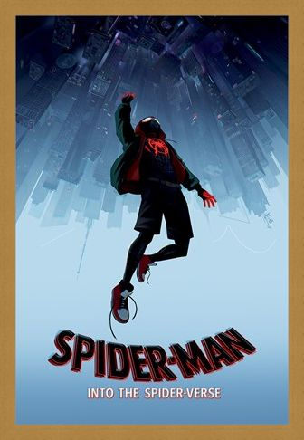 Framed Framed Into The Spider-Verse - Spider-Man