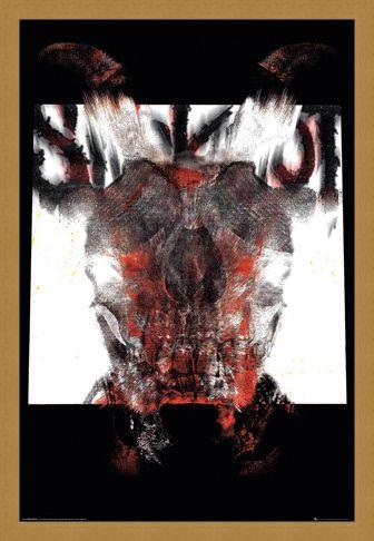 Framed Framed Album Cover 2019 - Slipknot