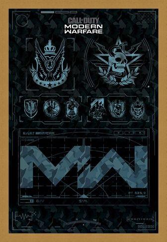 Framed Framed Factions - Call of Duty: Modern Warfare