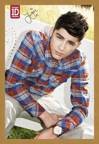 Framed Framed Zayn Malik - One Direction