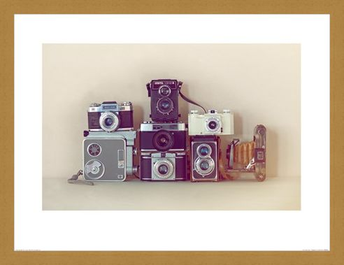 Framed Framed Camera Collection - Ian Winstanley