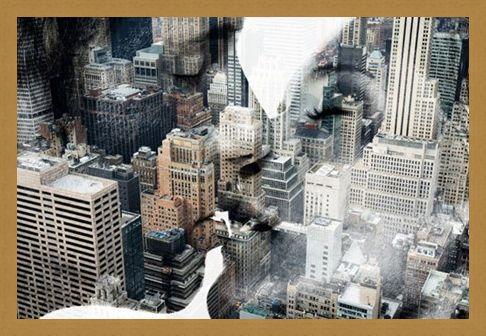 Framed Framed New York Romance - New York