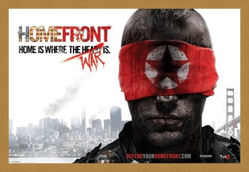Framed Framed Home is Where the War is - Homefront