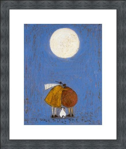 Framed Framed A Moon to Call Their Own - Sam Toft