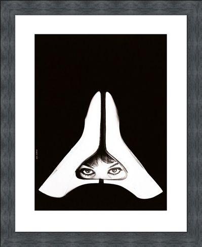 Framed Framed Chausseurs - Jean Widmer