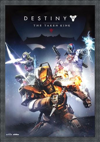Framed Framed The Taken King - Destiny