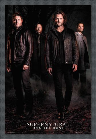 Framed Framed Season 12 - Supernatural