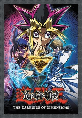 Framed Framed The Dark Side of Dimensions - Yu Gi Oh!
