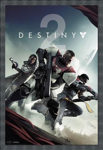 Framed Framed New Legends - Destiny 2