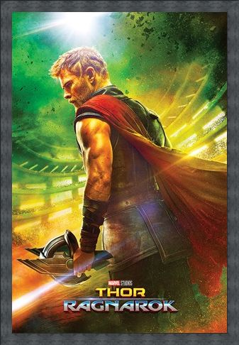 Framed Framed Teaser - Thor Ragnarok