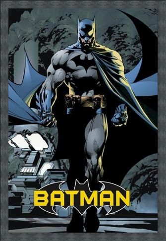 Framed Framed Batman - DC Comics