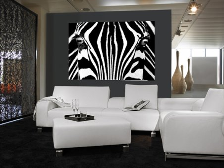 Zebra Patterns Stripes Wall Mural Buy Online