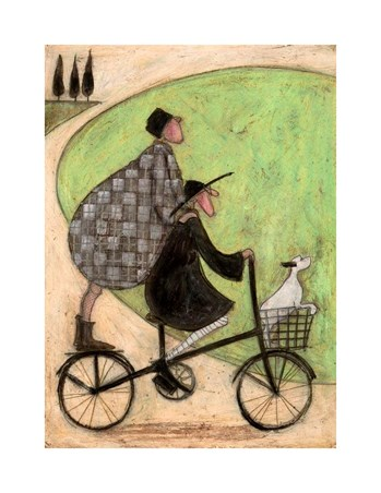 Double Decker Bike - Sam Toft
