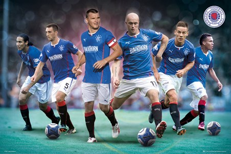 Top Team Players - Rangers Football Club