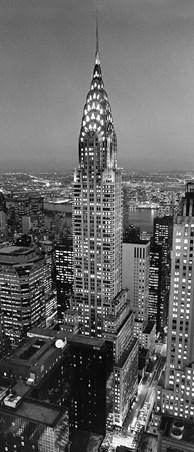The Chrysler Building - Photography 1 Sheet Door Mural