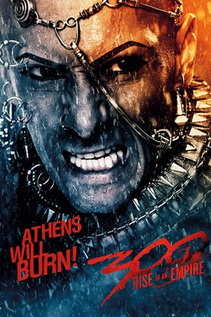 Athens Will Burn! - 300:Rise Of An Empire
