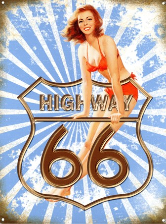 Highway 66 - Retro Route
