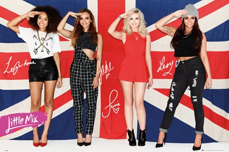 Flying The Flag - Little Mix