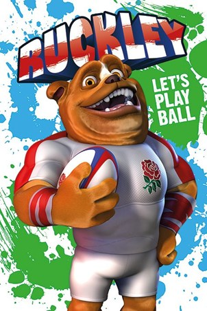 Ruckley, Let's Play Ball - England Rugby