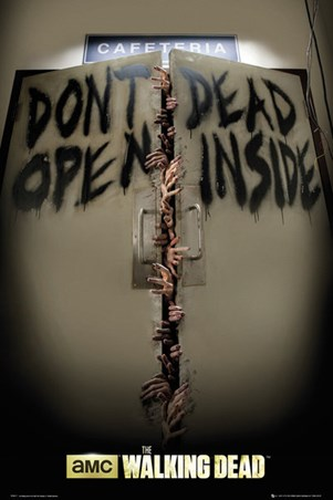 Don't Open, Dead Inside!, The Walking Dead
