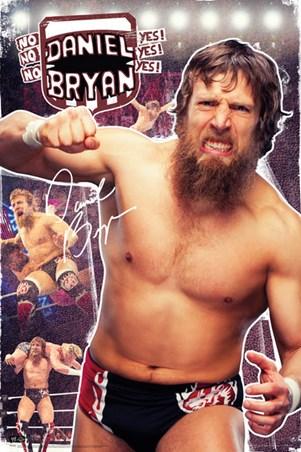 Daniel Bryan - WWE