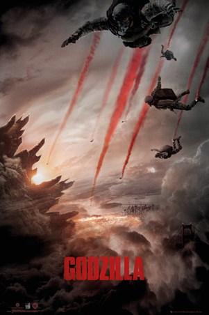 Skydive - Godzilla