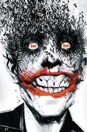 Joker Bats - Batman Comic