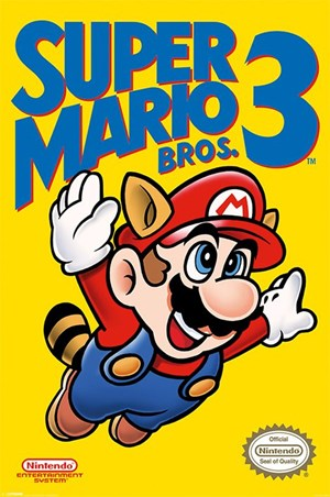 Super Mario Bros 3, Retro Gaming