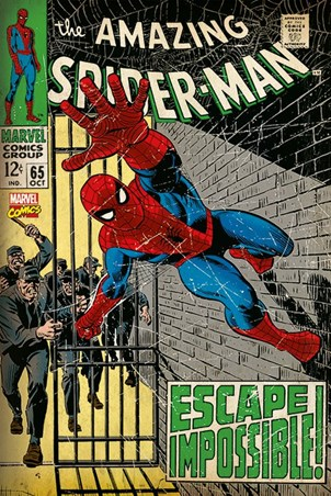 Escape Impossible - The Amazing Spider-Man