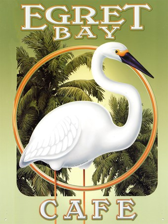 Egret Bay Cafe - Mike Patrick