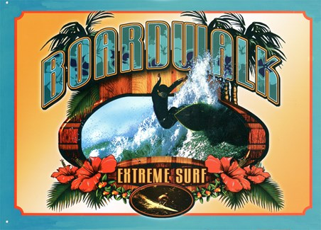 Extreme Surf - Boardwalk