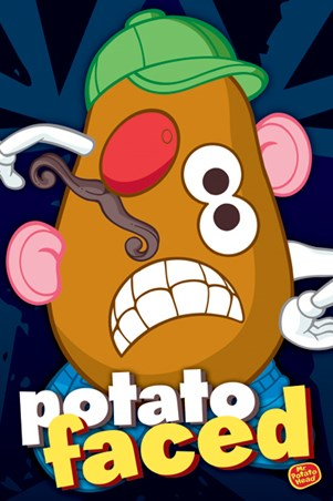 Potato Faced - Mr Potato Head
