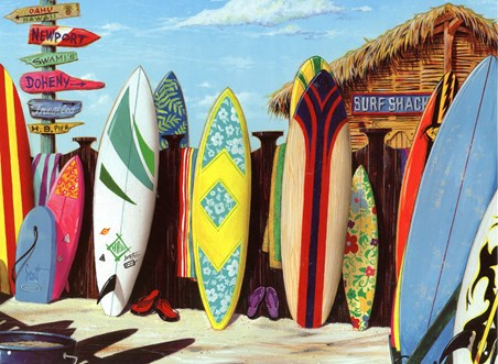 Surf Shack - Scott Westmoreland